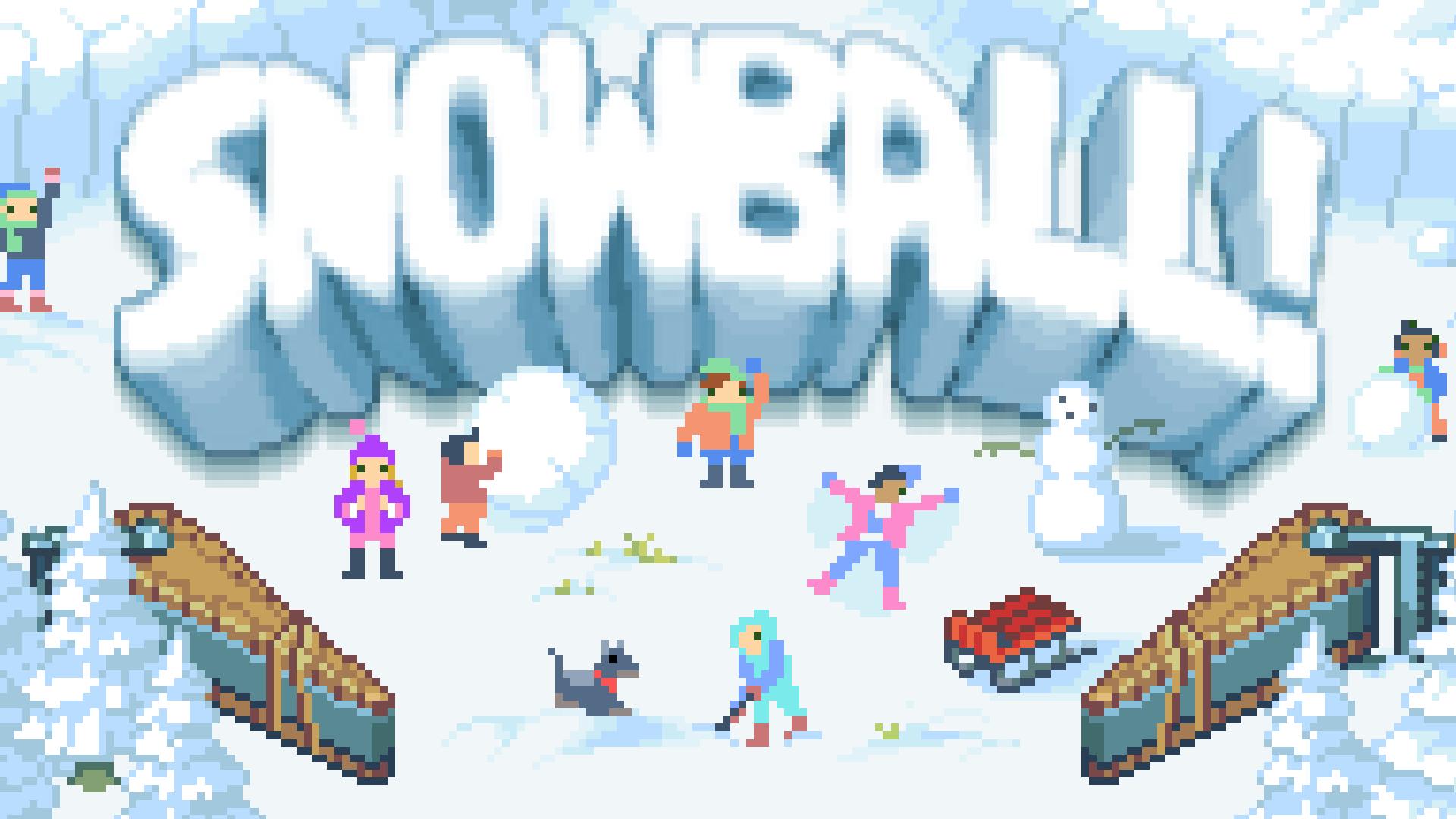 SNOWBALL!